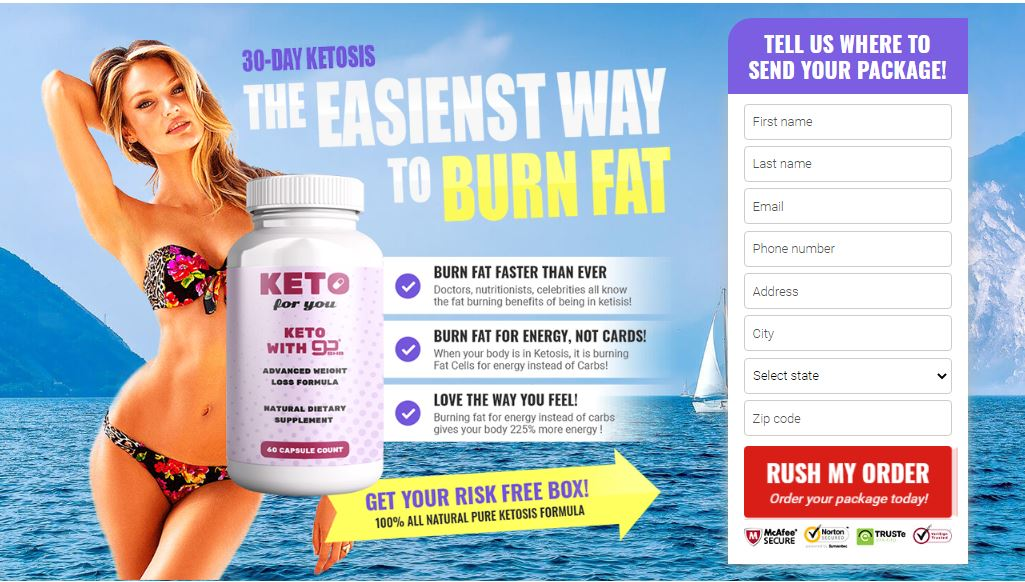 Keto For You Pills